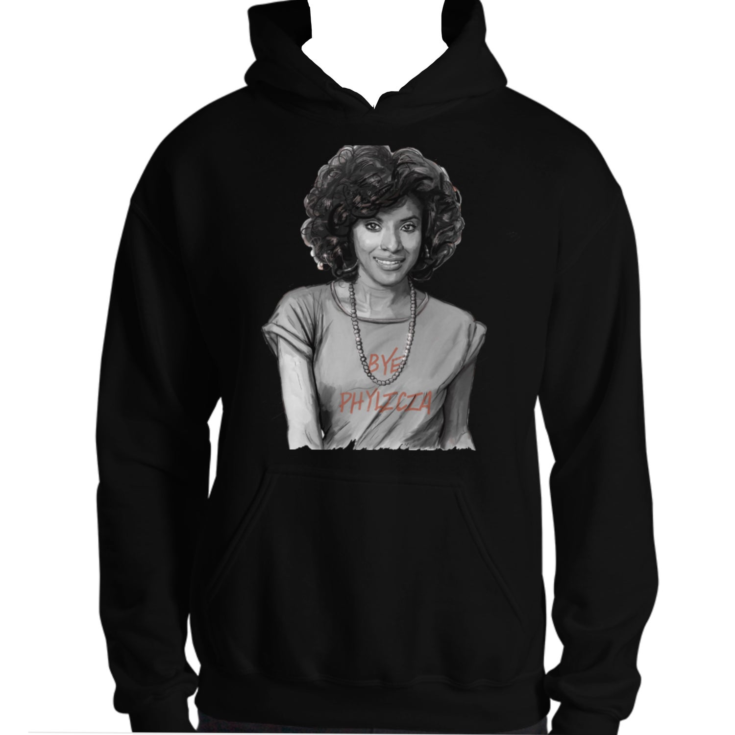 """Image of """"Bye Phylicia"""" T-Shirts & Hoodies"""