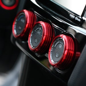 Image of Climate Control Covers (2015+ WRX/STI)