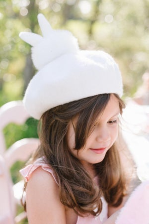 Image of Bunny Pom Berets