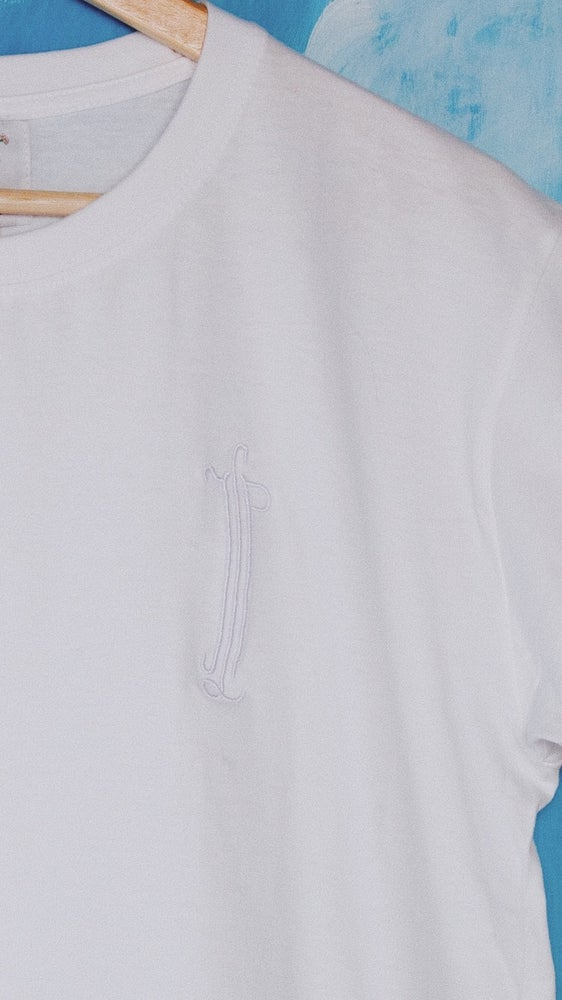 Image of Basic JLP T-shirt White
