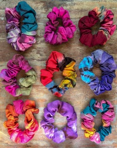 Image of Tiedye scrunchie