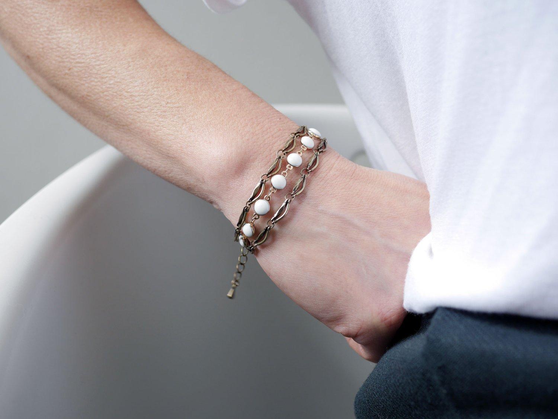 Image of Bracelet pastille 5 coloris