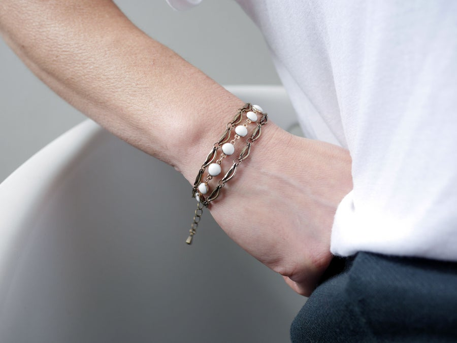 Image of Bracelet pastille 5 coloris