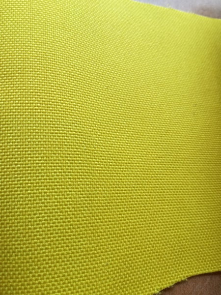 Image of Cordura Yellow Special offer / Excess stock, One metre x 150cm Wide