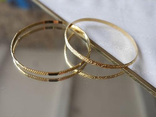 Image of Bracelet Jonc