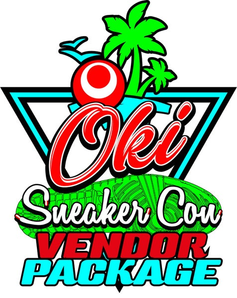 Image of Sneaker Vendor Table
