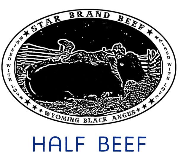 Image of HALF BEEF
