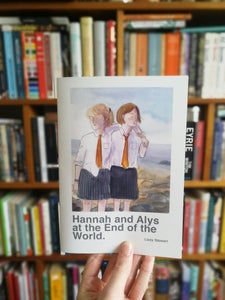 Image of Hannah & Alys at the end of the World. A comic