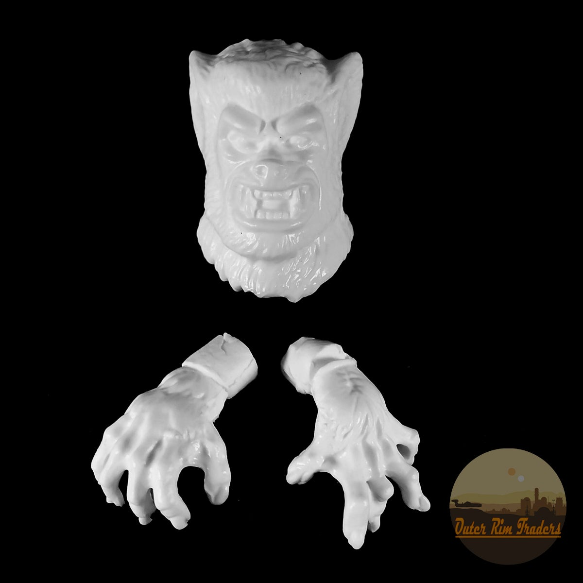 Image of Wolfman #1 with hands