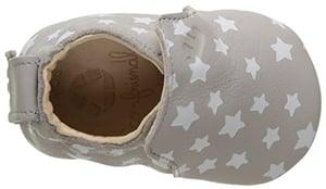 Image of Zapatillas de bebé Easy Peasy Blublu Nuit - Eco Friendly