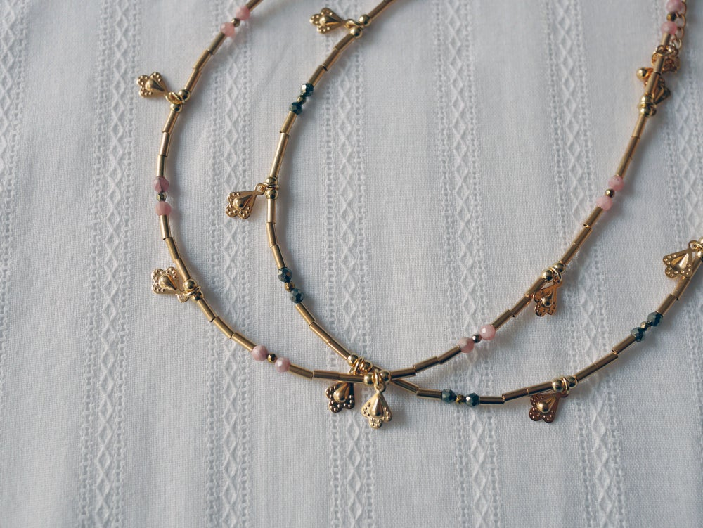 Image of Collier / Bracelet Fès 8 coloris