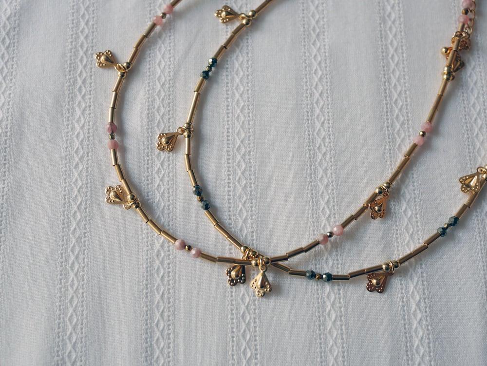 Image of Collier / Bracelet Fès 8 coloris