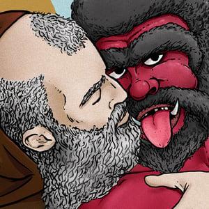 Image of Sant Antoni i el Dimoni - Nova edició!