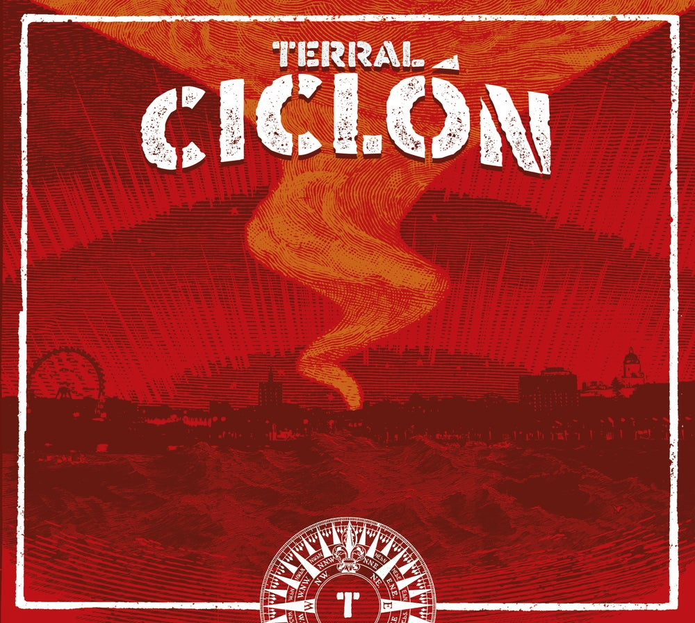 Image of Terral - Ciclón (2019) Digipack