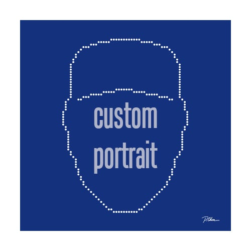 Image of CUSTOM Jumbotron Portrait, 12x12