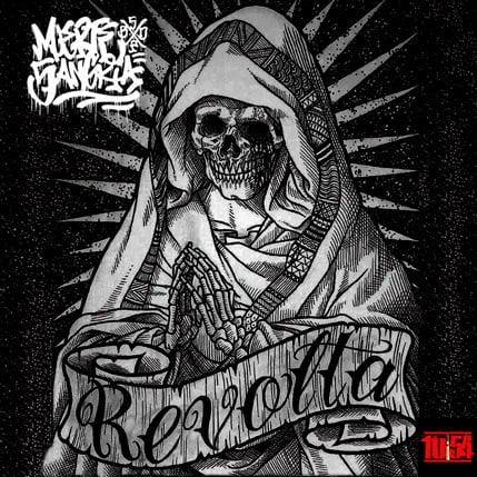 Image of Muerte Sangria - Revolta CDEP Slipcase