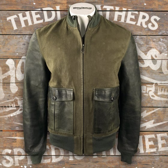 Image of THEDI LEATHERS JACKET MTC-1279116
