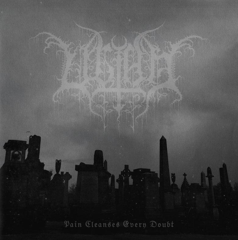 "Image of Ultha ""Pain Cleanses Every Doubt"" 12"""