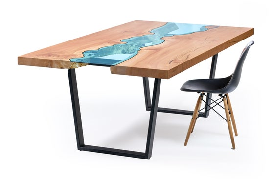 Image of river® dining table