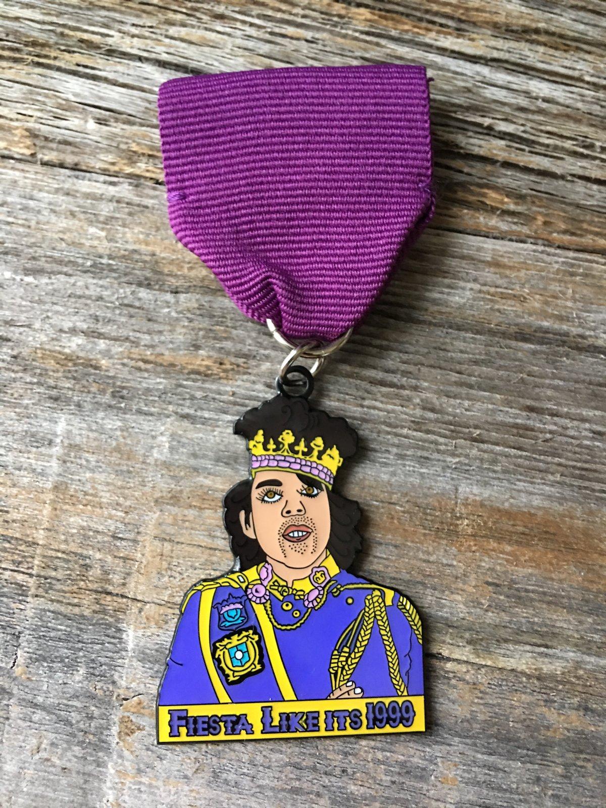 Image of 'Fiesta like it's 1999' Fiesta Medal 2019