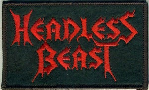 Image of Patch »Headless Beast«