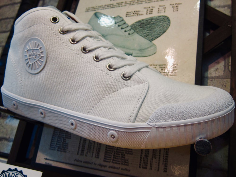 Image of Spring court B2 hi top sneaker shoes