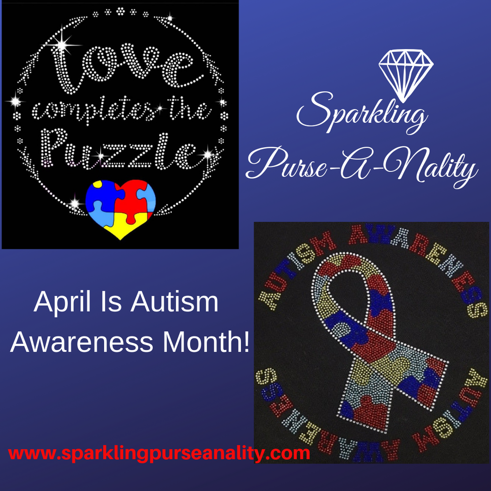 "Image of ""Sparkling"" Autism Awareness Shirts (2 Different Designs)"