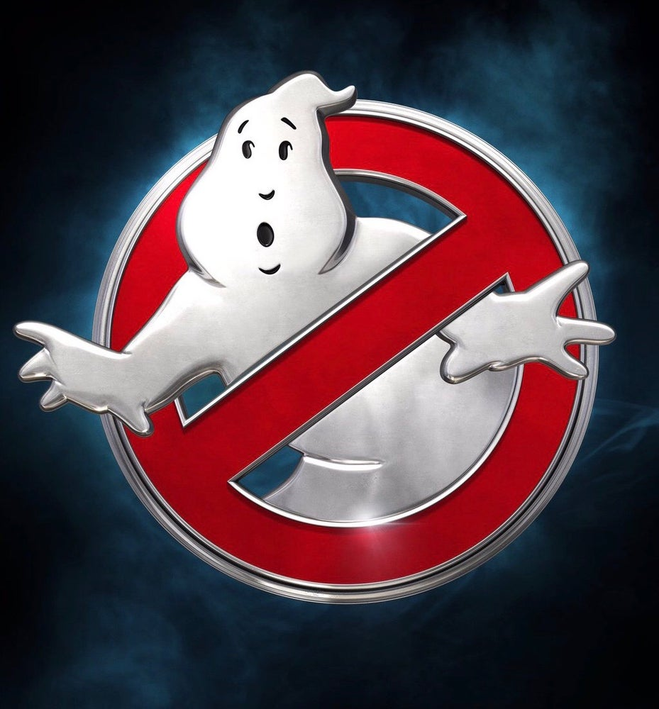 Image of Ghostbusters - No Ghost Pin