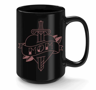 Image of Mom Mug - Coffee Mug 15oz