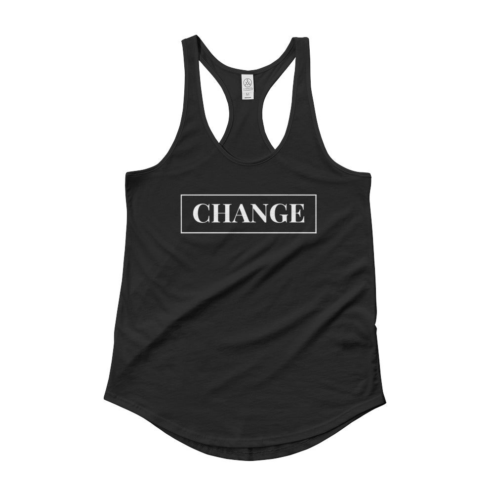 Image of Change Tank - Black