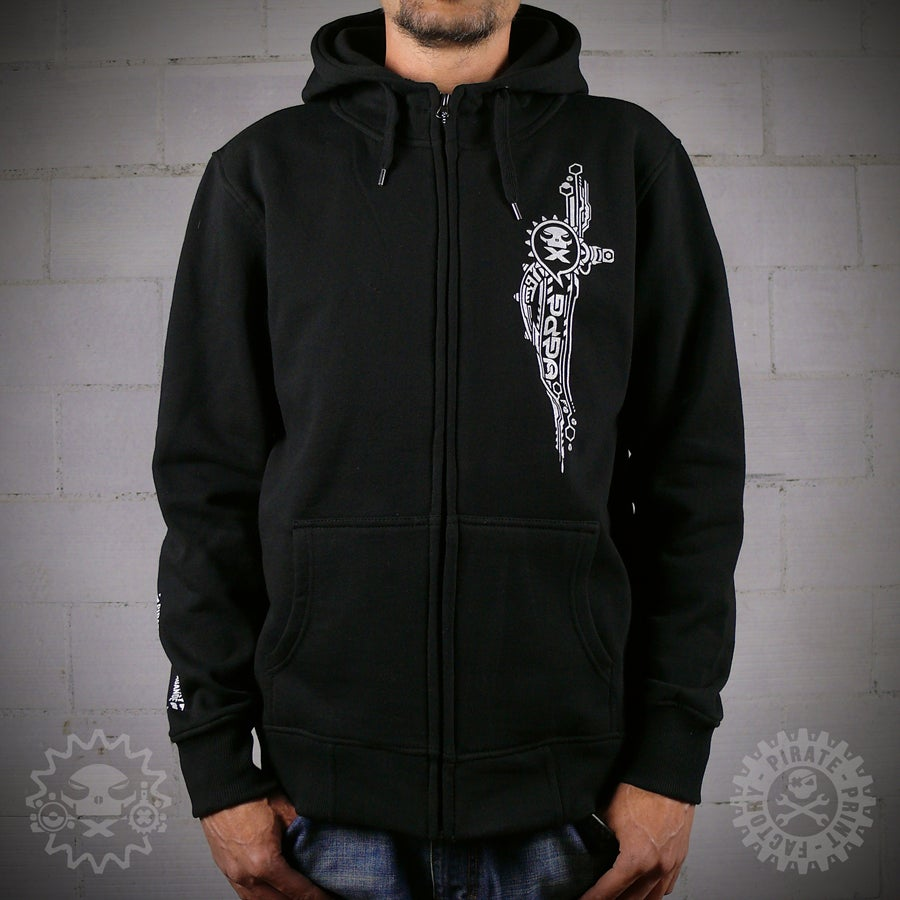 Image of SWEAT CAPUCHE ZIP TOT3M