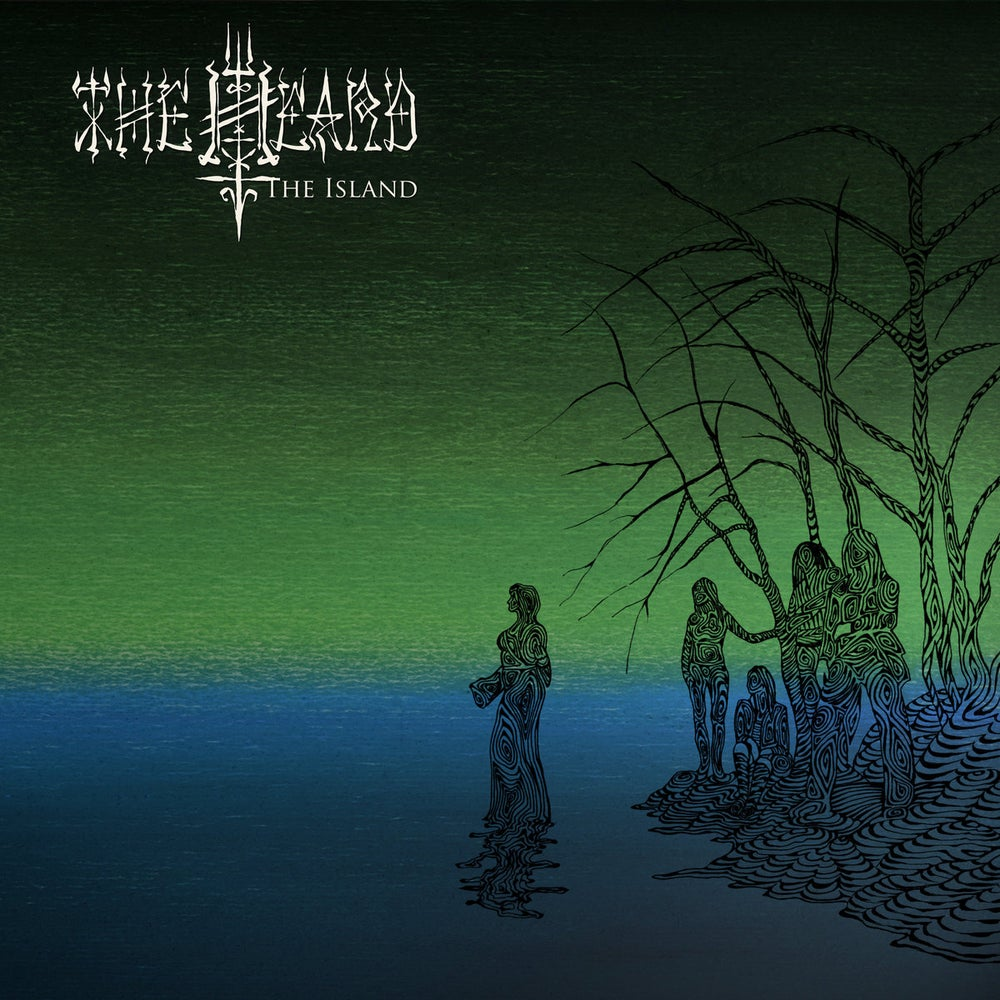 Image of The Heard - The Island (Jewel Case CD)