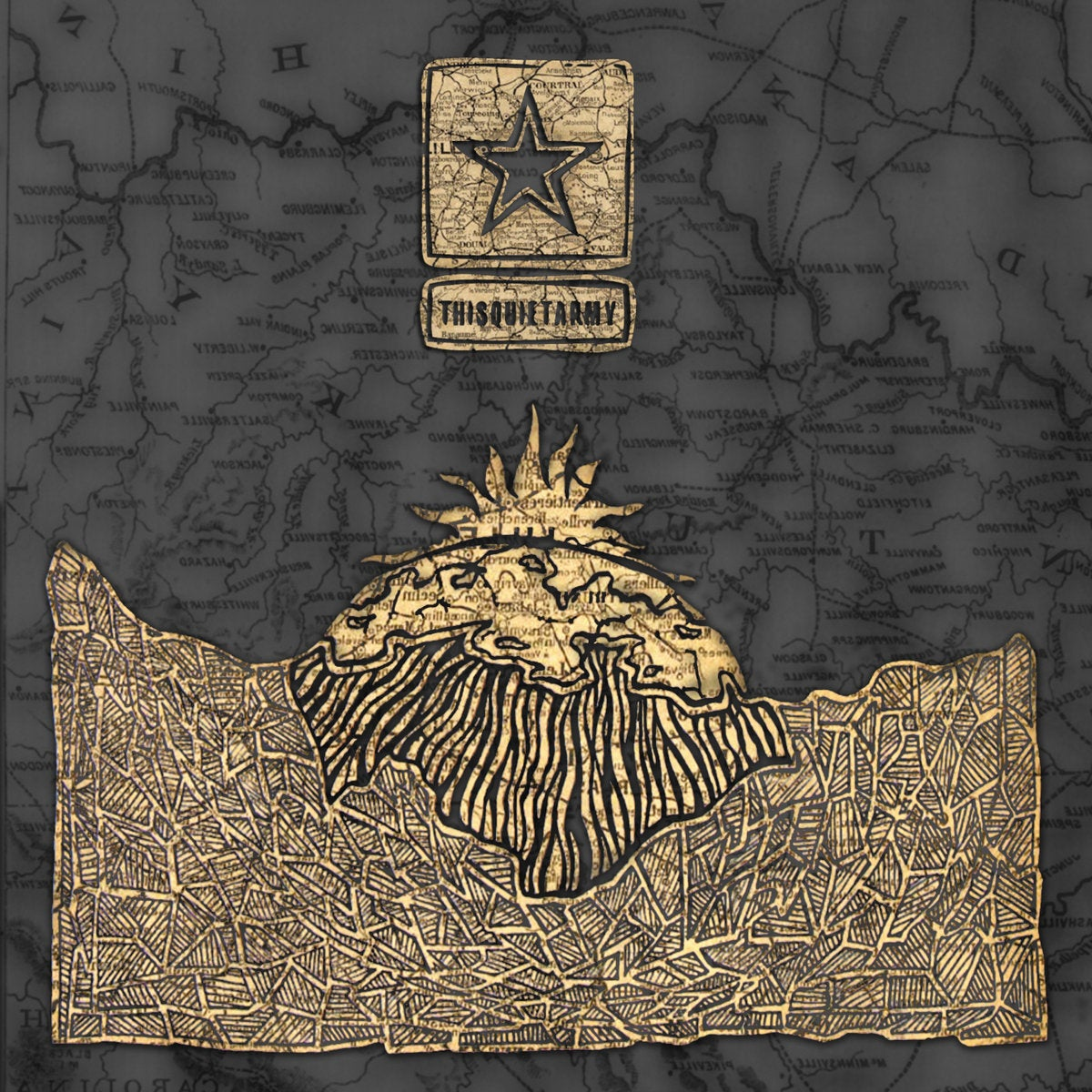 """Image of Thisquietarmy 'Unconquered' 2x12"""""""