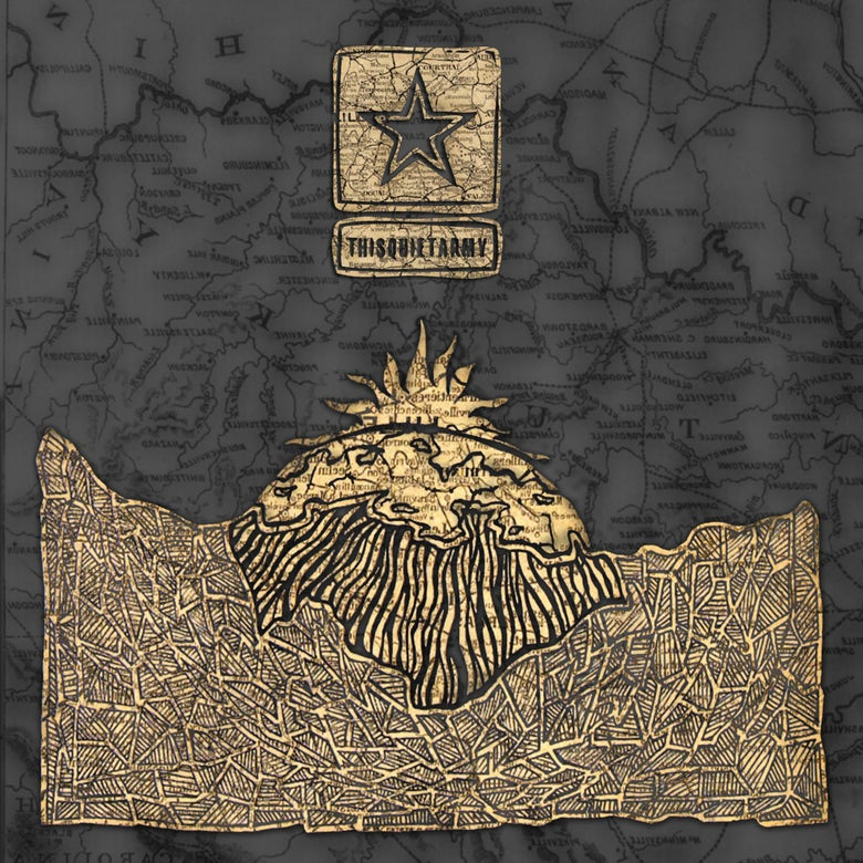 Image of Thisquietarmy 'Unconquered' 2x12""