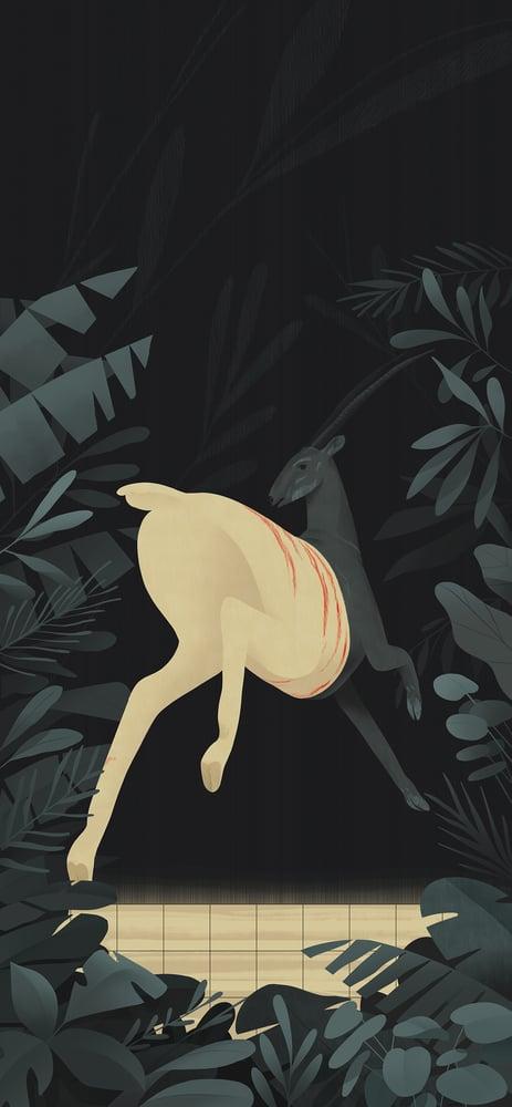 Image of Saola // Art Print