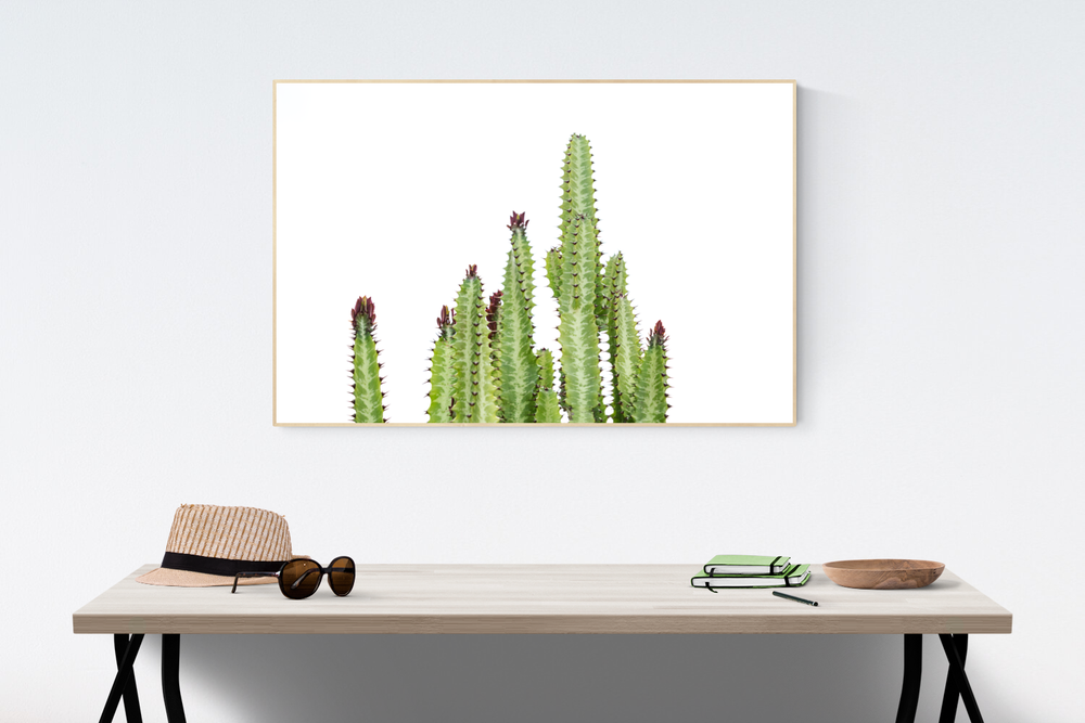 Image of SPIKES Print - A2 size poster print