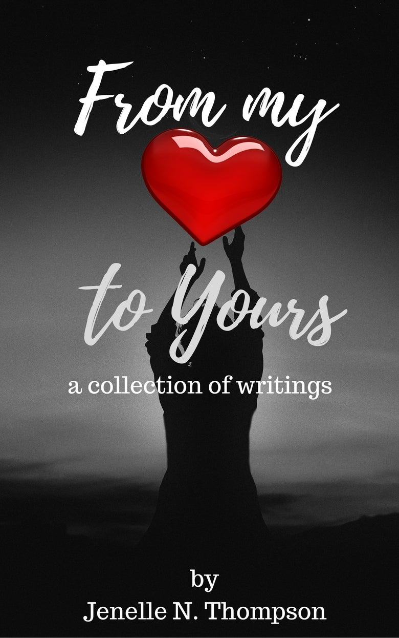 Image of From my heart to Yours (Book)