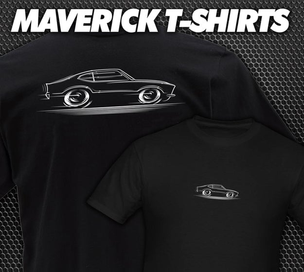 Image of Maverick T-Shirts Hoodies Banners