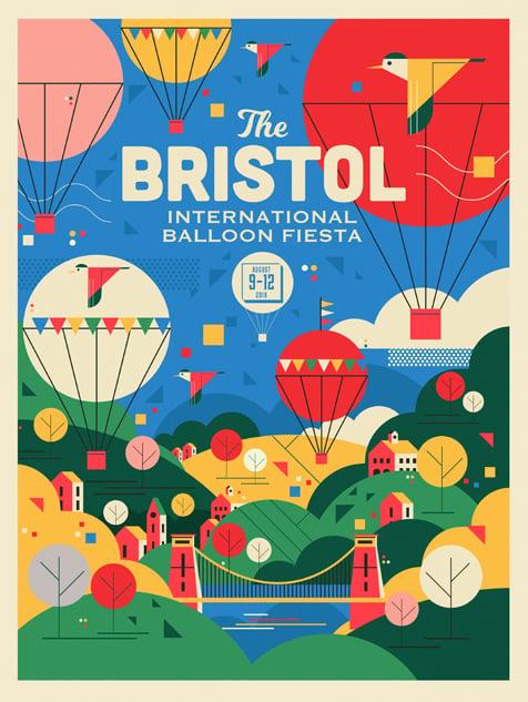 Image of Bristol Balloon Fiesta