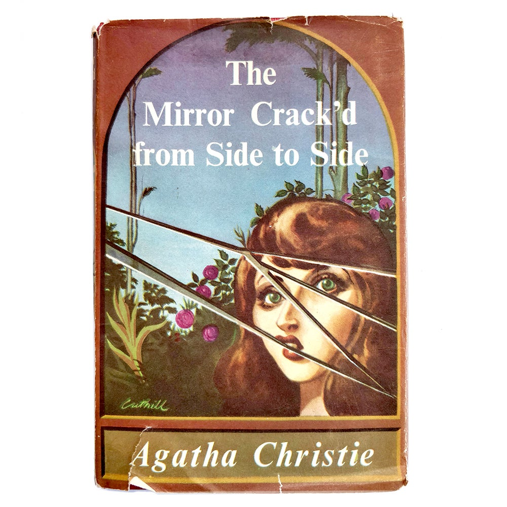 Agatha Christie - The Mirror Crack'd from Side to Side FIRST EDITION