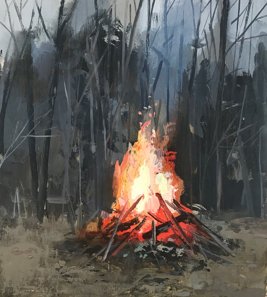 Image of Spring Fire