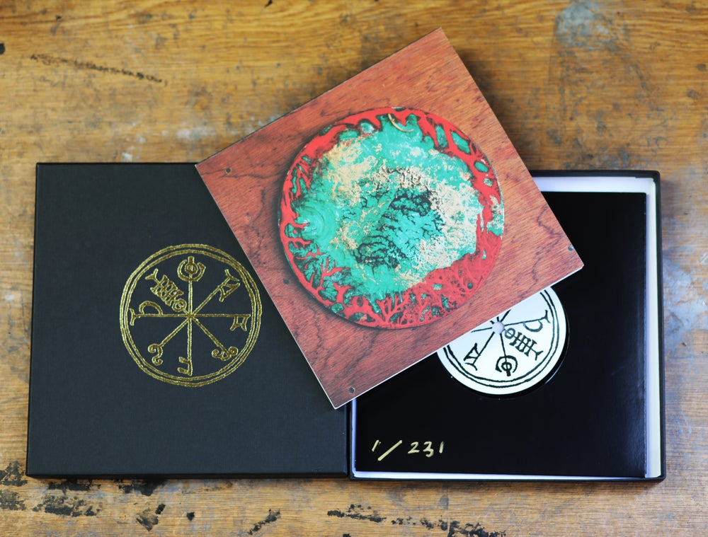 Image of The Art of Magic - Book / Box / Vinyl