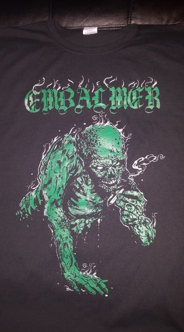 Image of EMBALMER T SHIRT