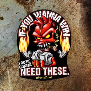 Image of Deez Nutz Sticker
