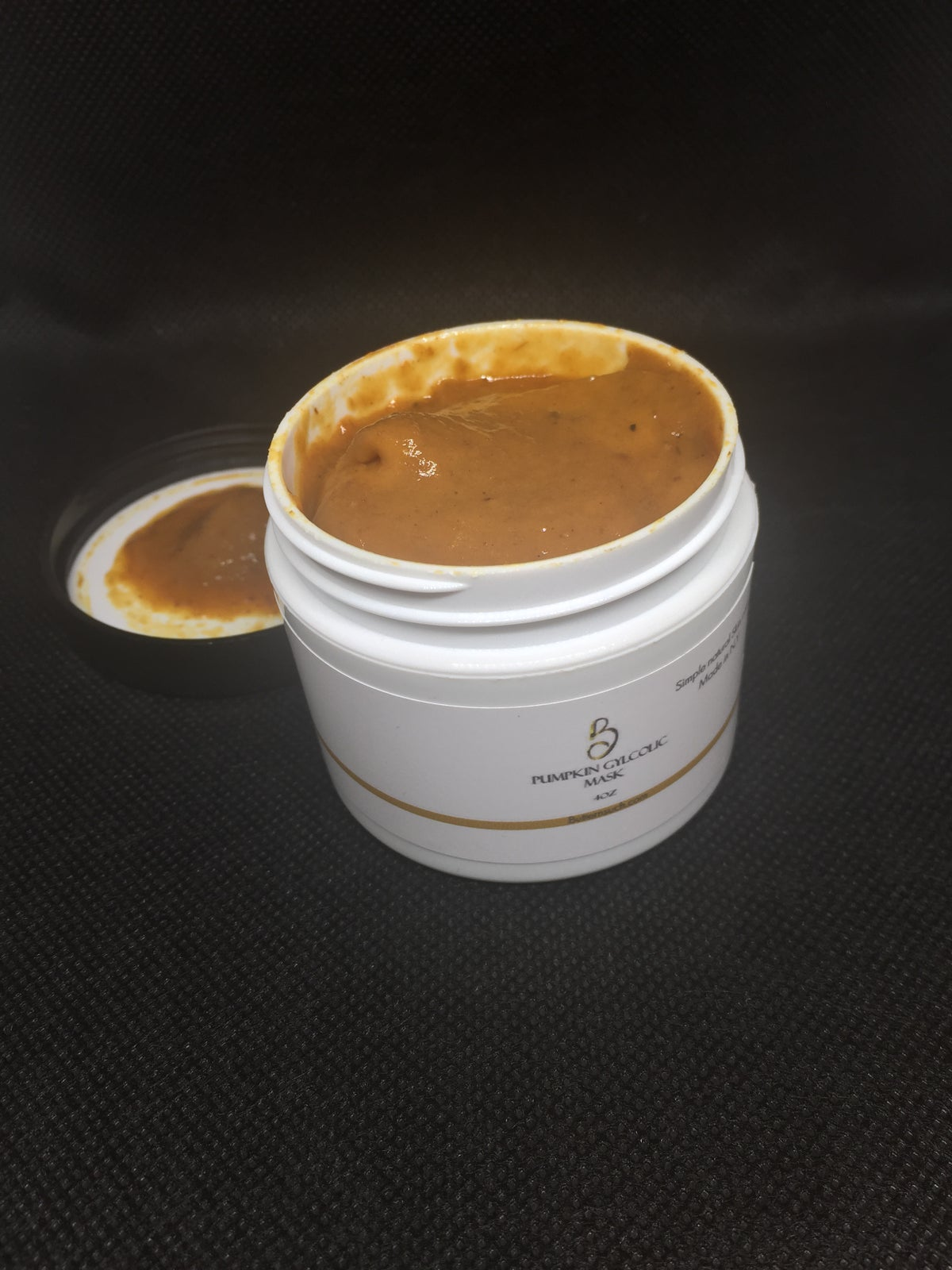 Image of Pumpkin glycolic mask