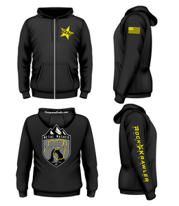 Image of Official 2019 Rock Krawler - EJS Experience Hoodie
