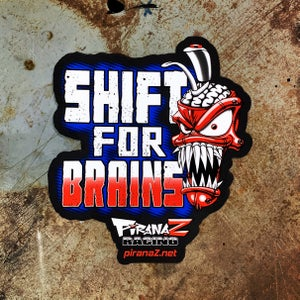 Image of Shift for Brains Sticker