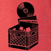 Image of BK Records Crate T-Shirt