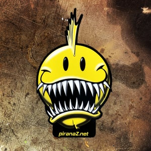 Image of Smiley Sticker