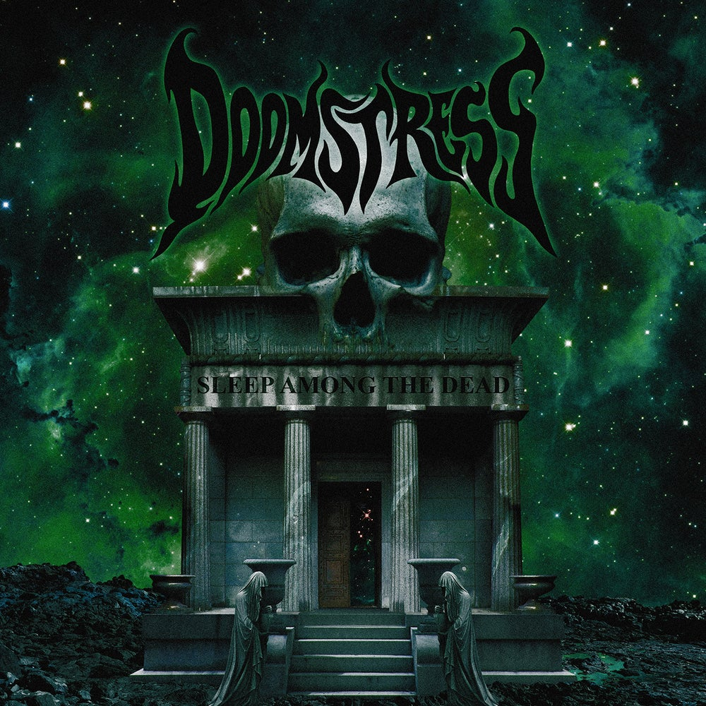 Image of Doomstress - Sleep Among the Dead CD
